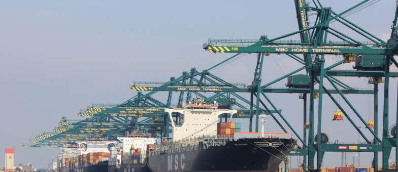 Ketenkostenmodel haventransport