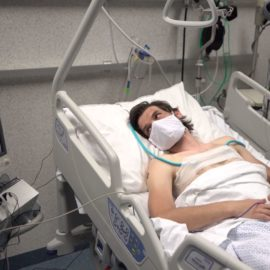 Nieuwe techniek maakt longonderzoek coronapatiënten makkelijker en veiliger