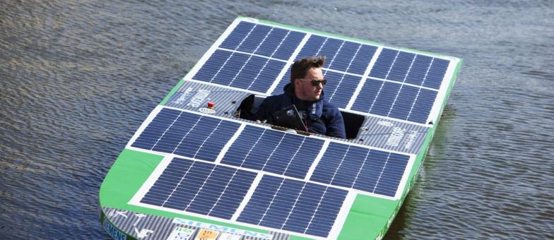 Netwerkevent UAntwerp Solar Boat