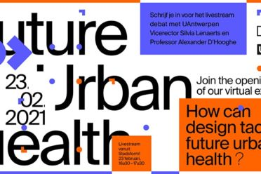 Beeld voor Openingsdebat virtuele expo• Future Urban Health