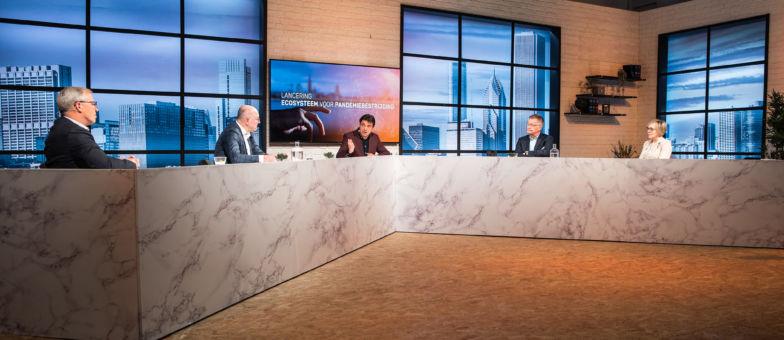 Ecosysteem voor Pandemiebestrijding neemt vliegende start