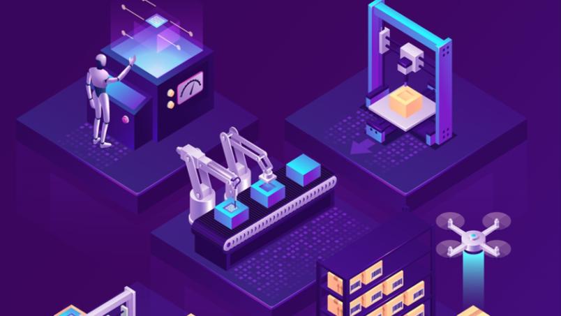 Beeld voor Tech Summit: Smart Logistics