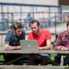 Student-ondernemers trekken Europa in